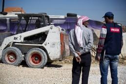 Medair staff work in Lebanon helping Syrian refugees